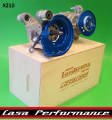 Casa Performance CasaCase engine casing COMPLETE with crankshaft + bearings + anodised CNC parts