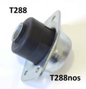 Metal outer cover for silentblock T288 for Lambretta J (1964-1966 models)