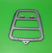 Rear carrier in pressed steel Lambretta J50 Deluxe