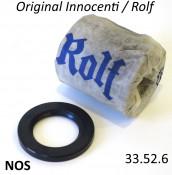 Original NOS Rolf 33-52-6 large magneto flange oilseal