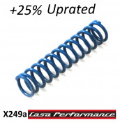 Casa Performance 25% reinforced gear selector spring for sliding dog (Items M150 + X161)