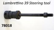 Attrezzo ORIGINALE Innocenti NOS (No.78018) per piste sterzo Lambrettino 39