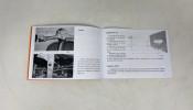 Owners manual Lambretta 150 Special