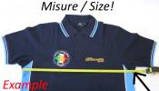 2017 Rimini Lambretta Centre 'Works Polo' shirt (Uomo)