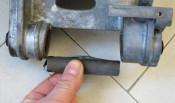 Distanziale perno motore per Lambretta Lui Vega Cometa