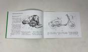 Owners manual Lambretta LD125 '56 (Derivative)