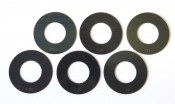 Special 1st gear shim (choice of thickness from 0.8mm to 1.8mm) for Lambretta J + Lui