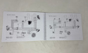 Worshop manual for Lambretta S2 + S3