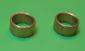 Pair of bronze bushes for front fork links