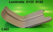 Legshield for Lambretta D
