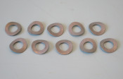 Set 10 x rondelle ondulate 6mm per motore / carrozzeria