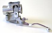 Handlebar master cylinder mounting for Casa Performance disc for Lambretta TV1 TV2