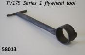 Genuine Innocenti NOS flywheel holder (No.58013) Lambretta TV1