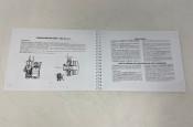 Workshop manual Lambretta C125 + LC125