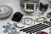 Casa Performance CP One35 full conversion kit Lambretta J + Luna 3 speed engine
