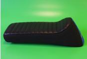 'Dante Sportback' sports seat (black + blue)