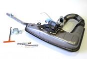 BGM Pro Clubman V4.0 - Unpainted - Lambretta S1 + S2 + S3 + SX + DL/GP