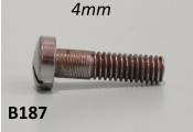4mm nickle plated screw for kickstart mechanism box on engine side