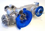 Casa Performance SS250 Safe Tourer partially assembled engine Lambretta S1 + S2 + TV2 + S3 + TV3 + Special + SX+ DL + Serveta