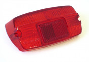 Carello rear light lense (wedge type) for Lambretta S3
