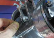 Rear brake cam O-Ring Lambretta S1 + S2 + S3 + SX + DL / GP