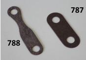 Gear cables sviwel gasket - Long type - Lambretta S1 + S2 + S3 + SX + DL / GP