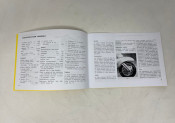 Owners manual Lambretta TV175 S1