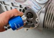 RLC BEST SELLER!!! Special DOUBLE USE crankshaft puller + CasaCase oilseal fittting tool