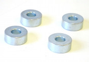 Set of 4  x special cylinder head spacers for Casa Performance SS200 + SS225 + SS250 kits