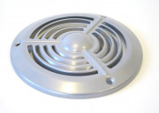 Metal grille for cylinder / flywheel cowling for Lambretta LD