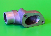 RLC 'Maxi Flusso' large bore carb manifold for 28mm - 30mm carbs (for solid mount carbs)