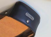 VERY high quality black seat cover + passenger strap Vespa GS160 Mk2