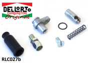 Original Dell'Orto choke cable conversion kit for various large bore carburettors