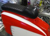 'Dante Fastback' sports seat Lambretta S1 S2 S3 GP DL Serveta
