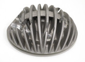 Casa Performance 'Radiale' finned cylinder head for SST265 Touring (OFFSET position spark plug)
