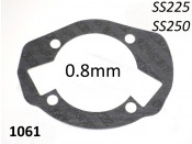 Cylinder gasket 0,8mm for Casa Performance SS225 kit