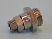 Complete clutch adjuster Lambretta A + B 2nd version