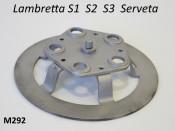 Clutch pressure disc Lambretta S1 + S2 + S3 + SX + Serveta