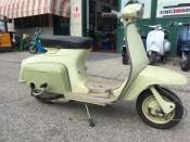 Innocenti Lambretta J50 Verde oliva chiaro 8079