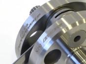 Race quality 58mm x 110mm crankshaft for CasaCase engine casing