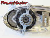 Special tool for holding PowerMaster clutch