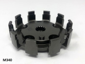 Standard type central clutch spider for Lambretta Cento + J125 + J125 Starstream (+'Vega5' 5 speed)