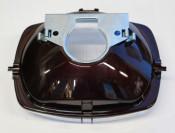 Italian made front headlight unit for Lambretta GP DL