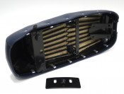 RLC Fastback Blue sports seat for Lambretta S1 + S2 + S3 + GP + Serveta