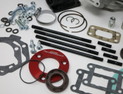 Casa Performance CP One35 full conversion kit Lambretta J + Vega 4 speed engine