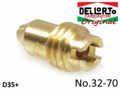 Original Dell'Orto tick over (idle) pilot jet for MA - MB type carburettor (choice of sizes)