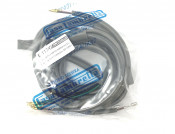Simplified grey wiring loom 12V AC non battery for electronic ignition