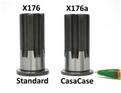 Casa Performance largeframe Lambretta drive sprocket assembly upgrade kit