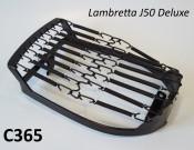 Single (short type) seat frame Lambretta J50 Deluxe