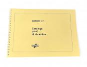 Parts catalogue Lambretta TV175 S1